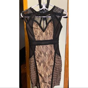 WOW Couture Lace Bodycon Dress
